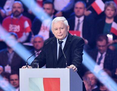 """""""Przedstawiciel skrajnej lewicy"""". To według Kaczyńskiego główny rywal Dudy"""