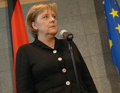 """Merkel czarno widzi szczyt. """"Na kulawe kompromisy się nie zgodzimy"""""""