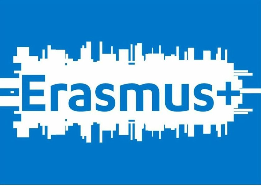 Logo programu Erasmus +