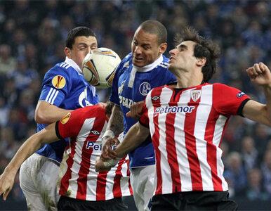LE: Bilbao w euforii, Schalke trochę mniej