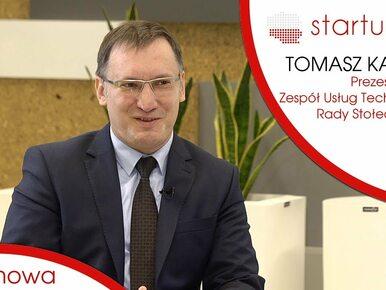 Tomasz Karwat o sposobie rozwoju, kierunkach i narzędziach dla startupów