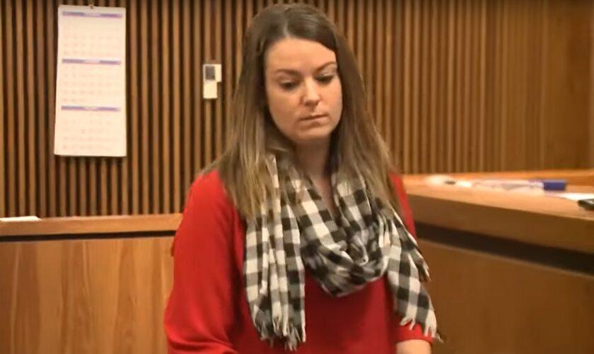 Nauczycielka z Ohio uprawiała z dwoma uczniami seks w samochodzie