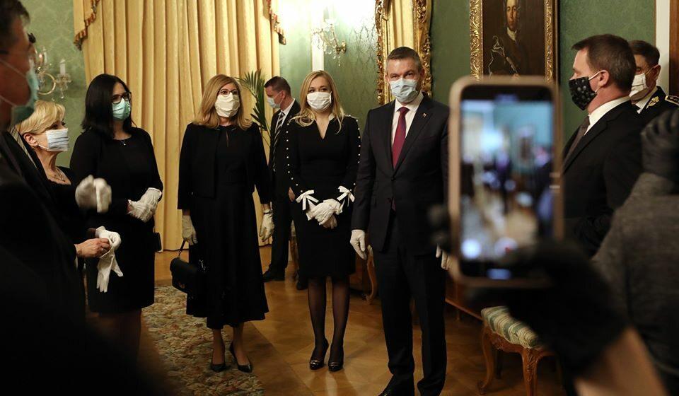 Słowacja. Dymisja rządu Petera Pellegriniego