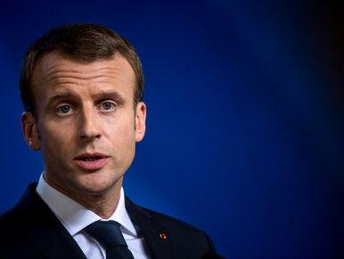 Emmanuel Macron napisał wiersz do 12-latki z Wielkiej Brytanii