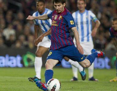 Lionel Messi lepszy od Gerda Muellera