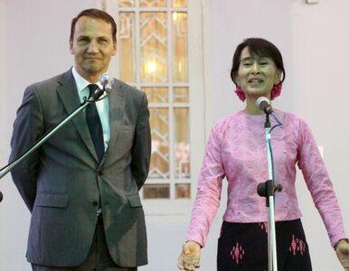 Birmańska noblistka: zawsze podziwiałam Polskę. Przyjadę do was