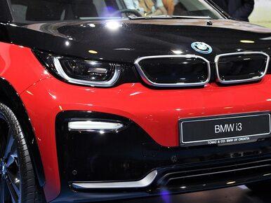 15 elektrycznych BMW dla urzędników Lasów Państwowych. Koszt jednego to...
