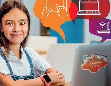 """GAZ-SYSTEM realizuje program społeczny """"GAZ-SYSTEM dla edukacji"""". Pomaga..."""