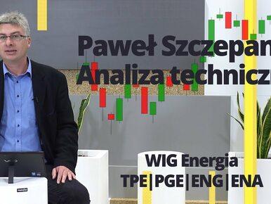 Paweł Szczepanik przedstawia: WIG Energia, TPE, PGE, ENG, ENA | Analiza...