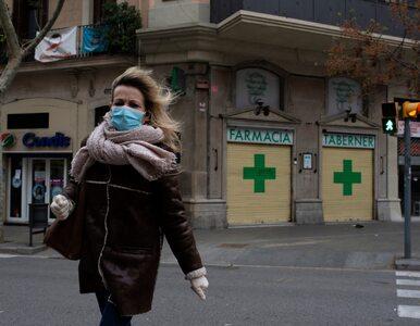 Koronawirus. Stan alarmowy w Madrycie, Włochy wracają do sytuacji z wiosny
