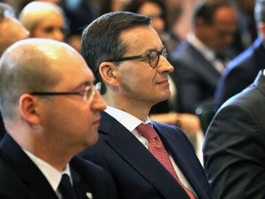 Adam Bielan: Morawiecki będzie musiał poczekać jeszcze wiele lat, żeby...