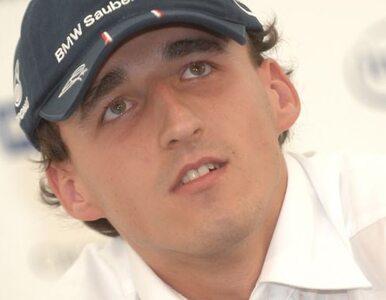 Kubica miał wypadek. Wypadł z trasy Rajdu Monte Carlo