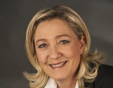 Marine Le Pen: Francuskie władze poddają się wpływom USA