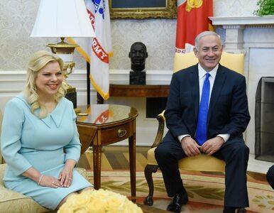 Żona premiera Izraela Sara Netanjahu z zarzutami