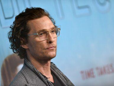"""Matthew McConaughey w brutalnym westernie? Twórca """"Oldboya"""" zaczyna nowy..."""