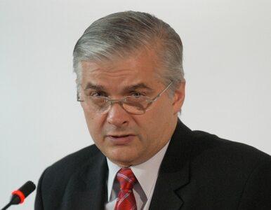 Cimoszewicz: Opozycja nie powinna liczyć na pełne zwycięstwo
