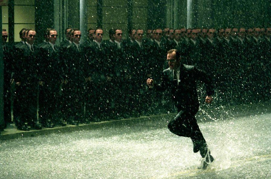 """Agent Smith z trylogii """"Matrix"""", to w rzeczywistości:"""