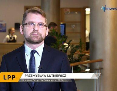 LPP SA, Przemysław Lutkiewicz - Wiceprezes Zarządu ds. Finansowych, #194...