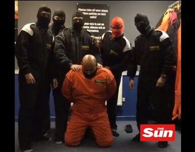 Pracownicy banku udawali dżihadystów. Zostali zwolnieni