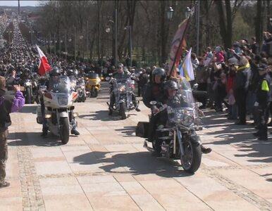 Tysiące motocyklistów na Jasnej Górze. Start nowego sezonu