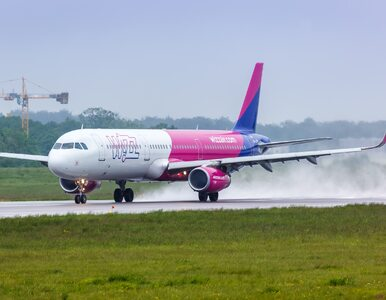 Wizz Air zamyka wszystkie bazy w Polsce. Powodem koronawirus