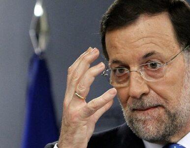"""Hiszpania sięgnie po europejską pomoc? """"Jesteśmy w lepszej sytuacji niż..."""