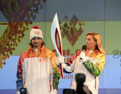 Rosjanie nie potrafią zbudować nawet pochodni olimpijskiej? Zgasła już...