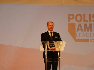 Minister Kwieciński na PALS: Polska i Ameryka mają sobie wiele do...