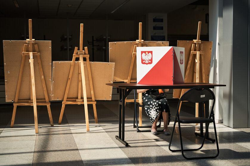 Głosowanie, zdj. ilustracyjne