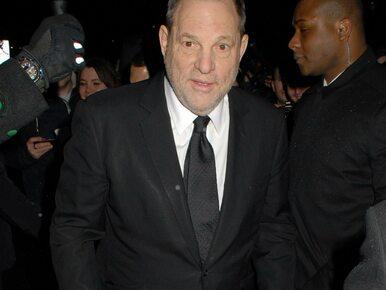 """Asystentka pogrąża Weinsteina. """"Musiałam ścierać spermę z kanapy w jego..."""