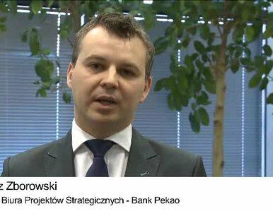 1 miejsce dla bankowości mobilnej Banku Pekao w rankingu Bankier.pl