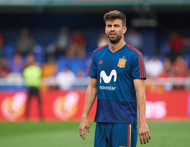 Pique żegna się z reprezentacją Hiszpanii. Ma jedno marzenie
