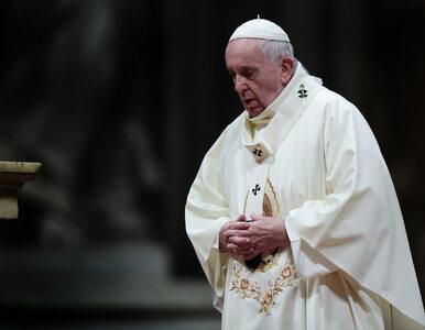 Świąteczne przesłanie papieża Franciszka: Bóg stale kocha każdego...