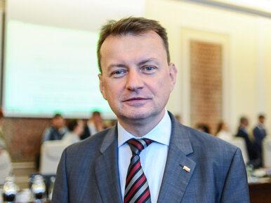 Błaszczak apeluje do opozycji: Nie lansujcie się na krzywdzie...