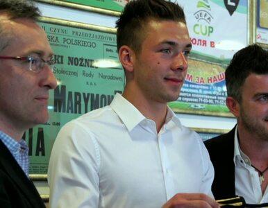 Oficjalnie: Budziłek podpisał kontrakt z Legią