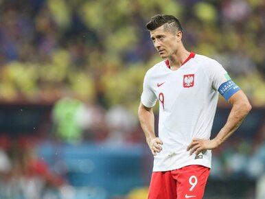 """Zagraniczne media piszą o porażce Polaków. """"Przereklamowany Lewandowski"""""""