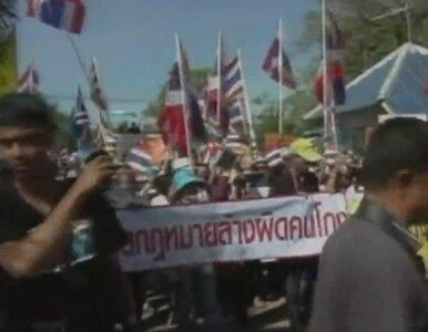 Premier apeluje: skończcie z protestami