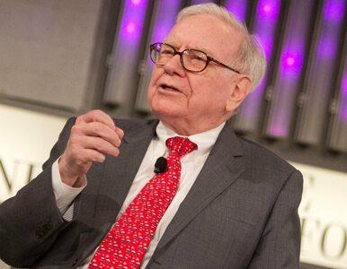 Warren Buffett chory na raka