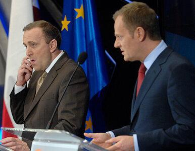 Tusk odwołał spotkanie ze Schetyną. Miał mu zaproponować MON?