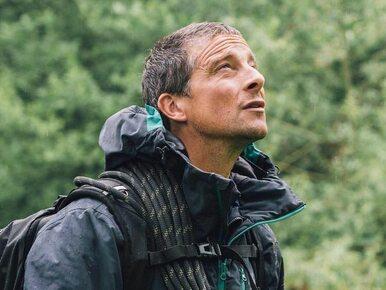 Bear Grylls ma problemy w Bułgarii. Bo ugotował żabę i pływał w jeziorze