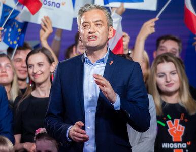 """Wpadka """"Wiadomości"""" TVP. Zaatakowały Biedronia słowami, których nigdy..."""