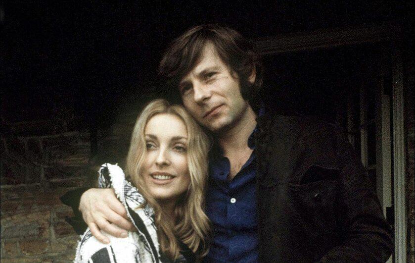 Sharon Tate i Roman Polański