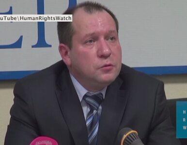 Obrońcy praw człowieka obrzuceni jajami w Moskwie