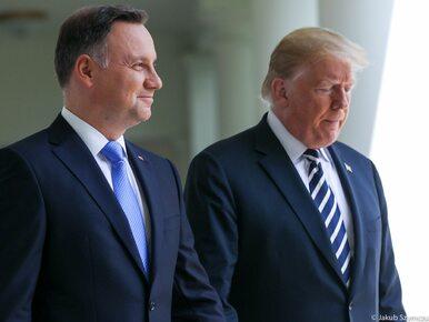 Prezydent Duda: Donald Trump jest zdecydowanie przeciwny Nord Stream 2