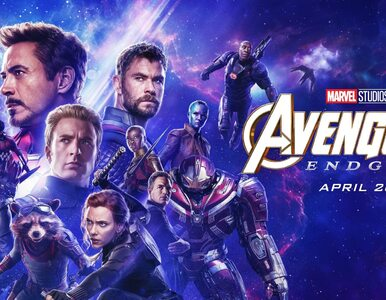"""""""Avatar"""" zdetronizowany! """"Avengers: Koniec gry"""" najbardziej kasowym..."""