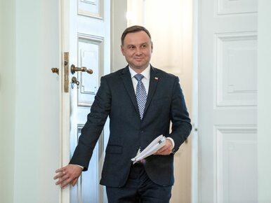 Takich wyników prezydent nie miał od początku kadencji. Andrzej Duda...