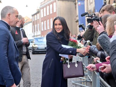 Pierwsze oficjalne wspólne wyjście Meghan Markle i księcia Harry'ego....