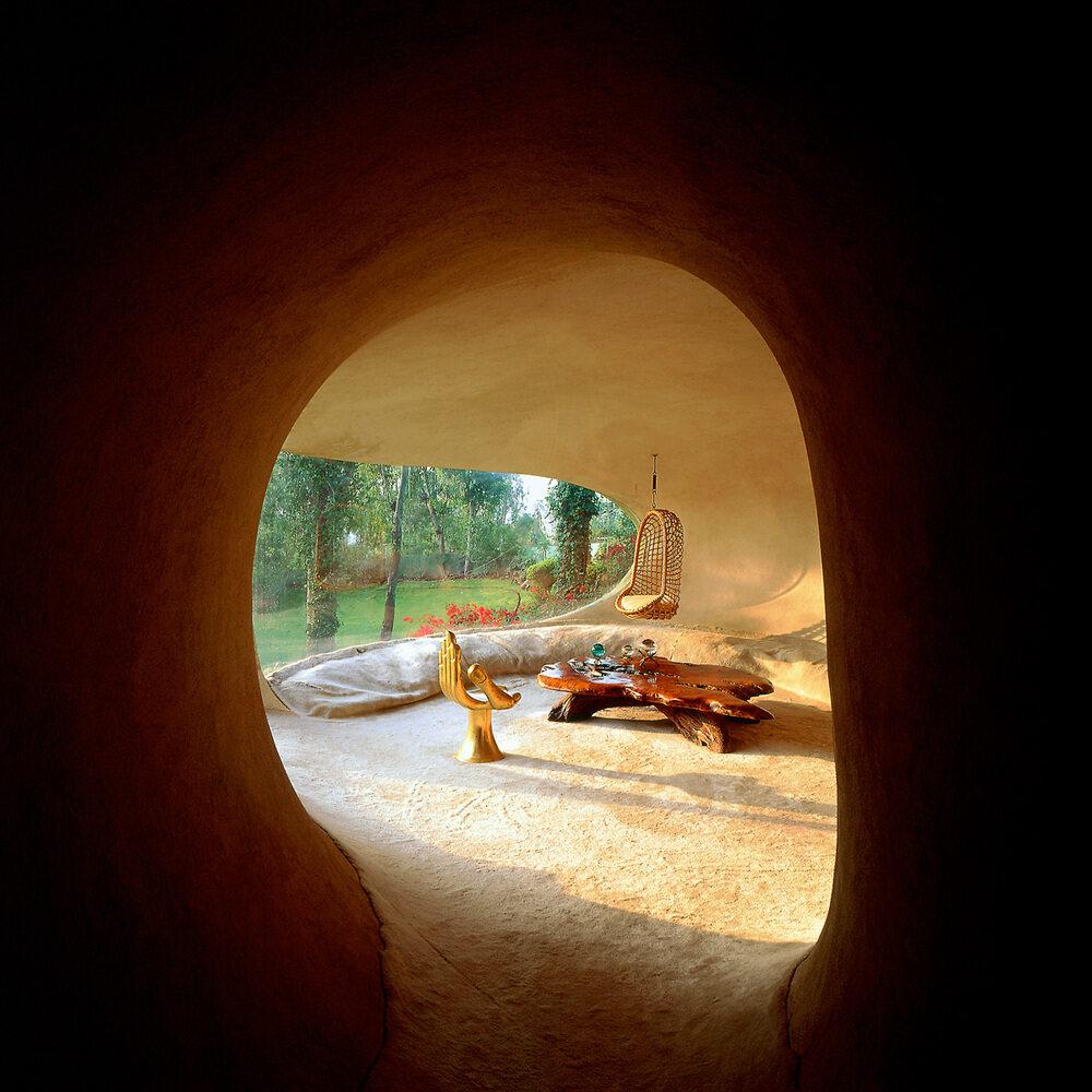 Biodom Podziemny dom w Meksyku