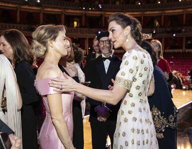 Kate i William na gali rozdania nagród BAFTA. Księżną już widzieliśmy w...