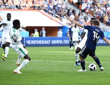 Rywale Polaków podzielili się punktami. Japonia remisuje z Senegalem